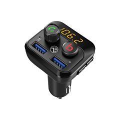 Modulator FM Bluetooth Tellur FMT-B8, Negru