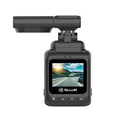 Camera auto Tellur Dash Patrol DC2 , FullHD, 1080P, GPS, Negru