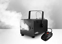 Masina de fum Party-SM400, 400 W, rezervor 0.25 Litri, debit 0.57 m3/min
