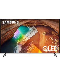 Televizor QLED Smart Samsung 49Q60RA, 123 cm,  4K Ultra HD, Negru