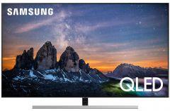 Televizor QLED Smart Samsung 55Q80RA, 138 cm, 4K Ultra HD, Negru