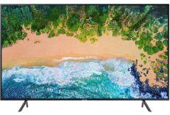 Televizor LED Smart 50NU7022 Samsung, 125 cm, 4K Ultra HD, Negru