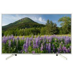 Televizor LED Smart Sony BRAVIA 43XF7077, 108 cm, 4K HDR Ultra HD, Argintiu