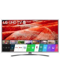Televizor LED Smart 50UM7600 LG, 127 cm, 4K Ultra HD