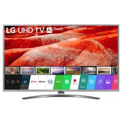 Televizor LED Smart 75UM7600 LG, 189 cm, 4K Ultra HD