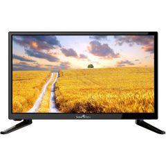 Televizor LED 2019DTS Smart Tech, 51 cm, HD, Negru
