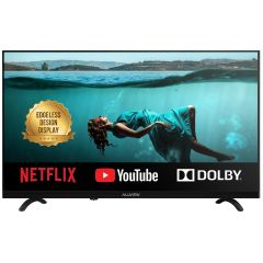 Televizor LED Smart 32ATS5500-HN Allview, HD, 81 cm, Netflix 5.0 Smart Solution, Negru