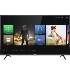 Televizor LED Smart 65DP600 TCL, 165 cm, UHD, Clasa A+, Negru