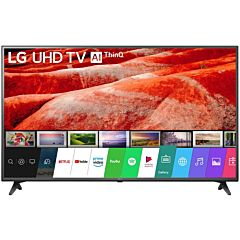 Televizor LED Smart LG 49UM7050, 123 cm, 4K Ultra HD