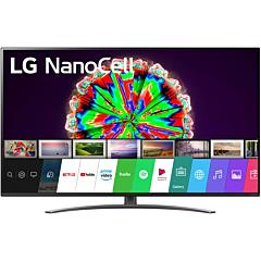 Televizor LED Smart LG 55NANO813NA, NanoCell, 139 cm, 4K Ultra HD
