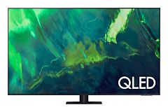Televizor Smart QLED Samsung 55Q70A, 138 cm, 4K Ultra HD, Clasa F