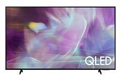 Televizor Smart QLED Samsung 43Q60A, 108 cm, 4K Ultra HD, Clasa G