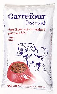Hrana uscata completa pentru caini cu aditie de vita 10kg