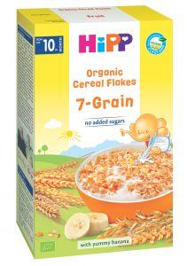 Fulgi eco 7 cereale 200 g Hipp