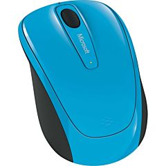 Mouse Microsoft Mobile 3500, Wireless, Albastru