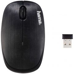 Mouse wireless Hama AM-8000, Negru
