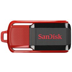 Memorie USB SanDisk Cruzer Switch 32GB, USB 2.0, Negru