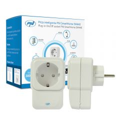 Priza inteligenta PNI SmartHome SM440 ON / OFF la orice dispozitiv electric prin internet