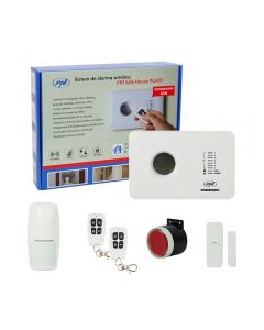 Sistem de alarma wireless PNI SafeHouse PG300 comunicator GSM 2G