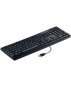 Tastatura Basic BKEY15BK Bluesky, Cablu 1m, Universala, Negru
