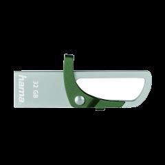 Usb 2.0 32G Verde Hama