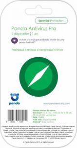 Antivirus Panda Antivirus Pro 1PC 1An Licenta Noua + Licenta Android