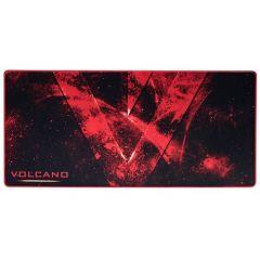 Volcano Medecom, 900 x 420 x 3mm, Negru/Rosu