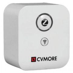 Smart Gateway CVMORE GWU-A1, Conecteaza toate dispozitivele CVMORE cu telefonul/tableta, Alb