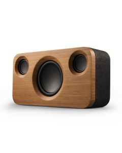 Boxa portabila PMG095 Bamboo Platinet, 30 W, Bluetooth, Maro