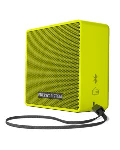 Boxa Bluetooth Music Box 1+ Yellow Energy
