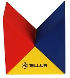Boxa bluetooth FRF Tellur, 6 W, Tricolor