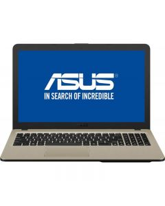 "Laptop Asus X540UB-DM547, procesor Intel Core i3-7020U 2.30 GHz, Kaby Lake, 15.6"", Full HD, 4GB, 1TB, NVIDIA GeForce MX110 2GB, Endless OS"