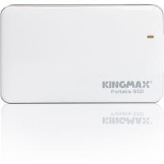 SSD Extern KE31 KingMax, 240GB, Citire 390MB/s, Scriere 400MB/S, USB 3.1, Alb