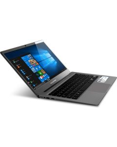 "Laptop 2 in 1 Allbook M Allview, Intel Celeron N3350 pana la 2.40 GHz, 13.3"", Full HD, IPS, Touch, 4GB, 64GB eMMC, Intel HD Graphics, Touchscreen, Microsoft Windows 10, Grey"