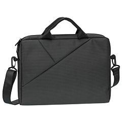Geanta laptop Rivacase 8730, 15.6, poliester, Gri