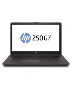 "Laptop HP 15.6"" 250 G7, HD, Procesor Intel Core i3-7020U (3M Cache, 2.30 GHz), 4GB DDR4, 500GB, GMA HD 620, FreeDos, Silver"