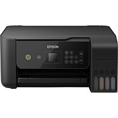 Imprimanta multifunctionala Inkjet Color L3160 CISS Epson, Wireless, A4