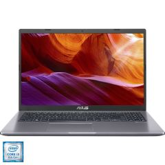 Laptop ASUS X509FB, Intel Core i3-8145U, 3.90 GHz, 15.6 inch, Full HD, 4GB Ram, 256GB SSD, GeForce MX110 2GB, Free DOS, Gray