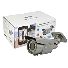 Camera supraveghere video PNI IP2MP 1080P cu IP varifocala 2.8 - 12 mm de exterior
