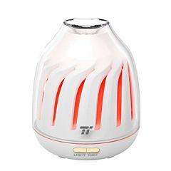 Difuzor aroma terapie TaoTronics TT-AD007, LED 5 culori, oprire automata