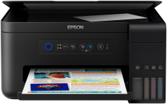 Multifunctional color Epson EcoTank L4150, Inkjet, A4, Wireless