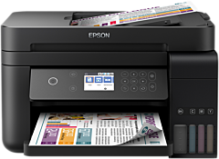 Multifunctional color Epson EcoTank L6170, Inkjet , A4, Wireless