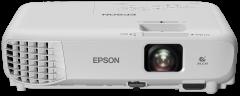 Videoproiector Epson EB-S05, SVGA, 3200 lumeni, Alb