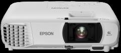 Videoproiector Epson EH-TW610, 3000 lumeni, Full HD, WLAN, alb