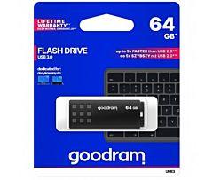 USB 3.0 Good Ram UTS3, 64GB, negru