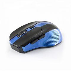 Mouse wireless Sbox WM-9017, Negru/Albastru