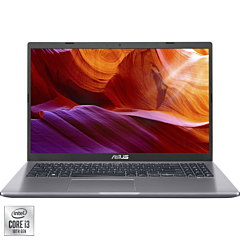 Laptop Asus X509JB-EJ056, 15.6, Intel Core i3-1005G1, HD, 4GB, SSD 256GB, NVIDIA GeForce MX110 2GB, Slate Grey