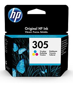 Cartus HP Ink 305 EYM60AE, Original, Color