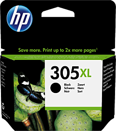 Cartus HP Ink 305 XL 3YM62AE, Original, Negru