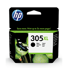 Cartus HP 305XL 3YM62AE, Original, Negru
